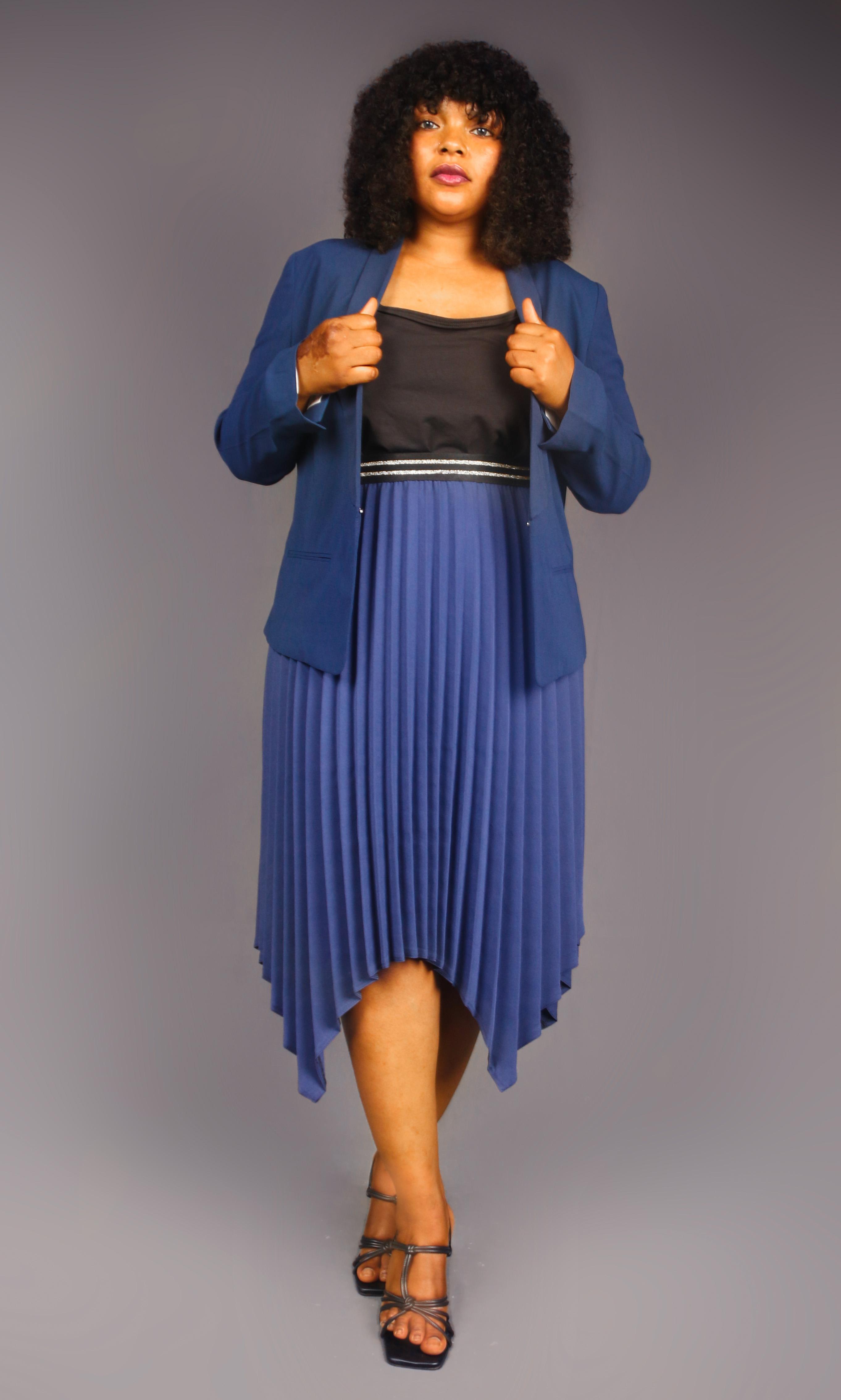 Clarissa Blue Jacket